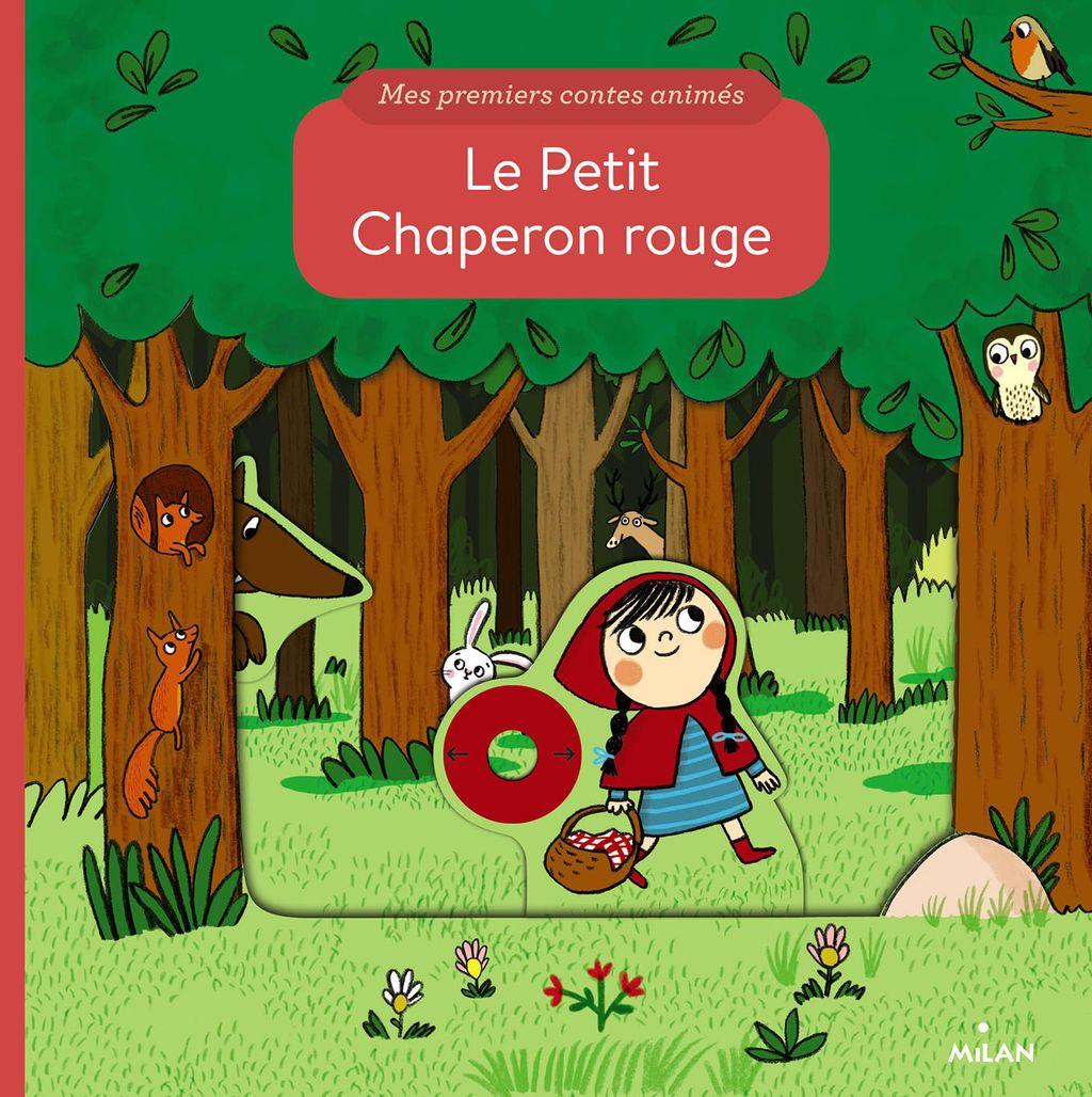 Couverture de «Le petit chaperon rouge»