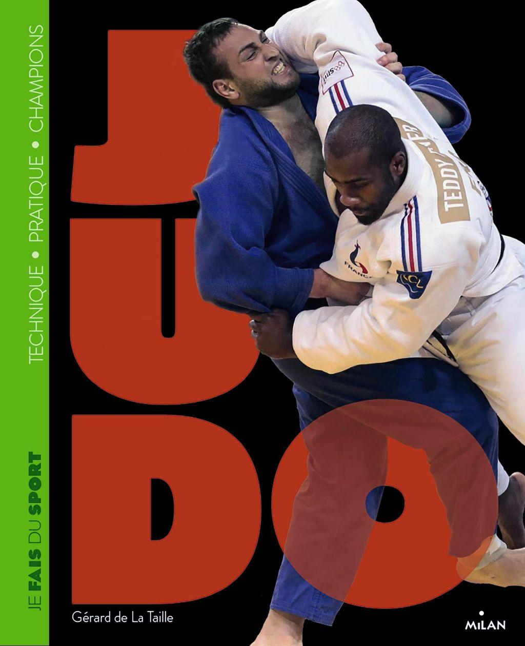 Couverture de «Judo»