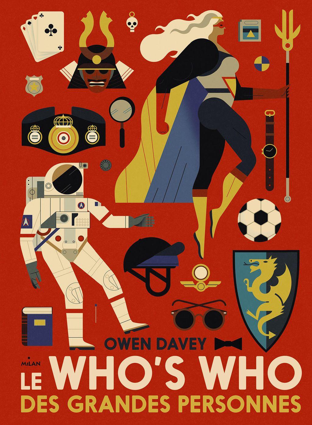 «Le who's who des grandes personnes» cover