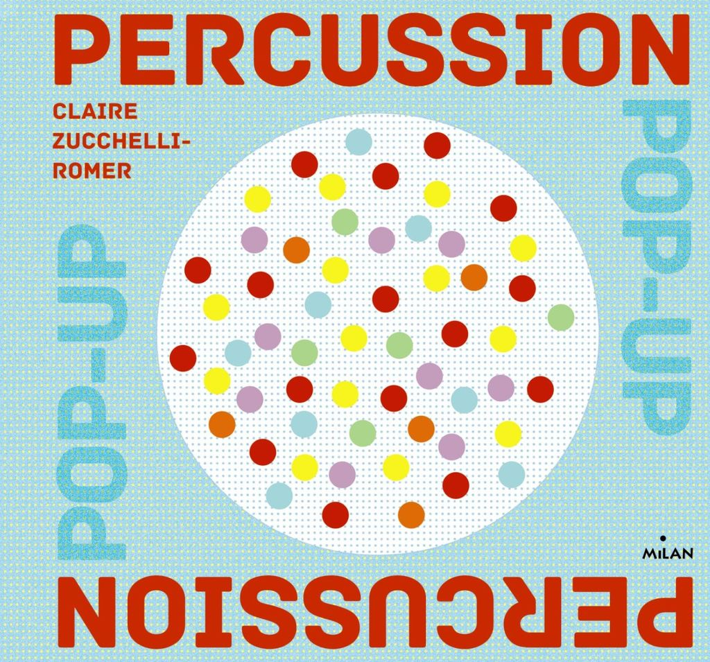 «Percussion pop-up» cover