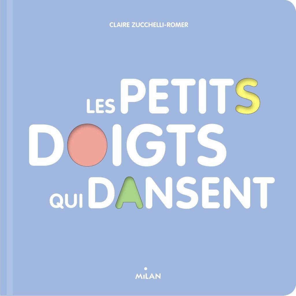 «Les petits doigts qui dansent» cover
