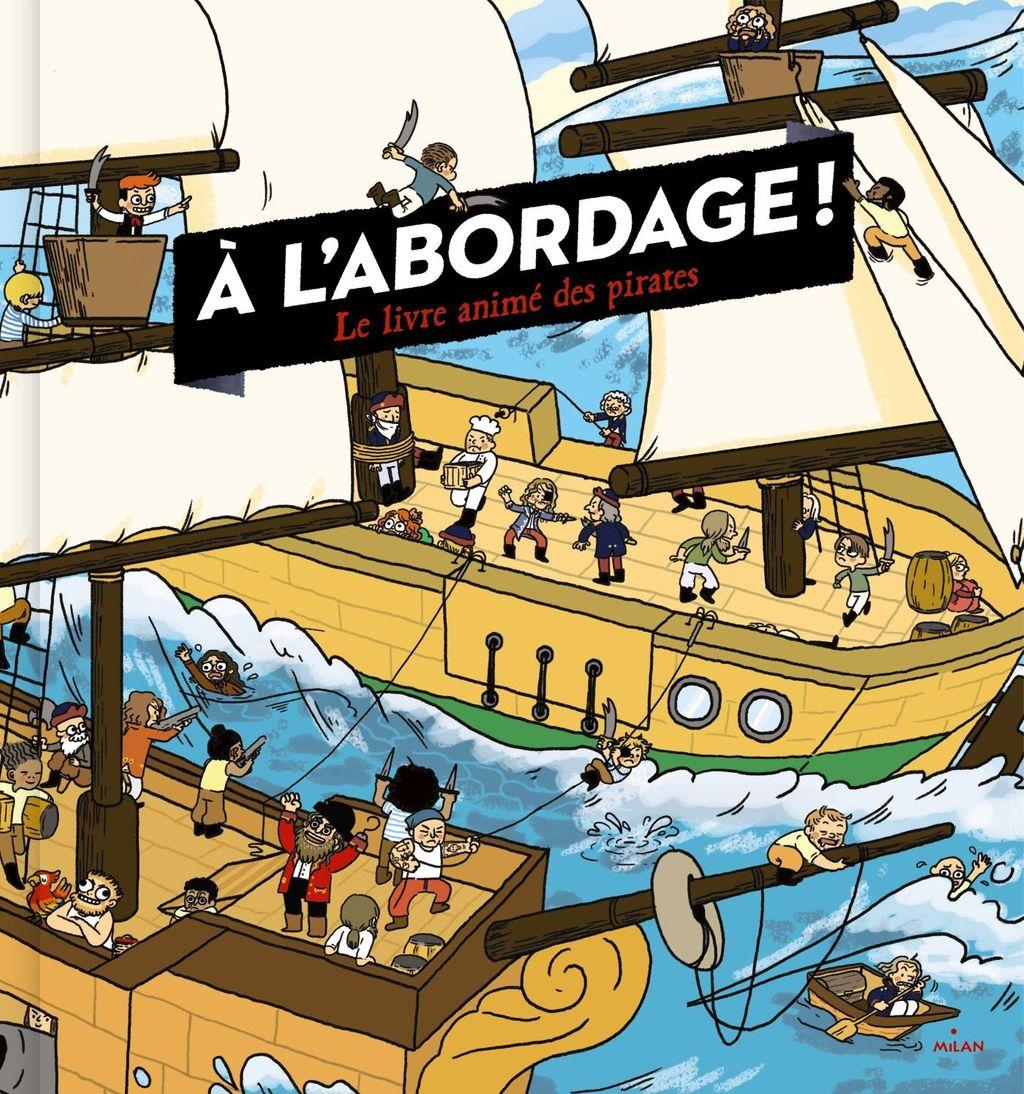 «À l'abordage !» cover