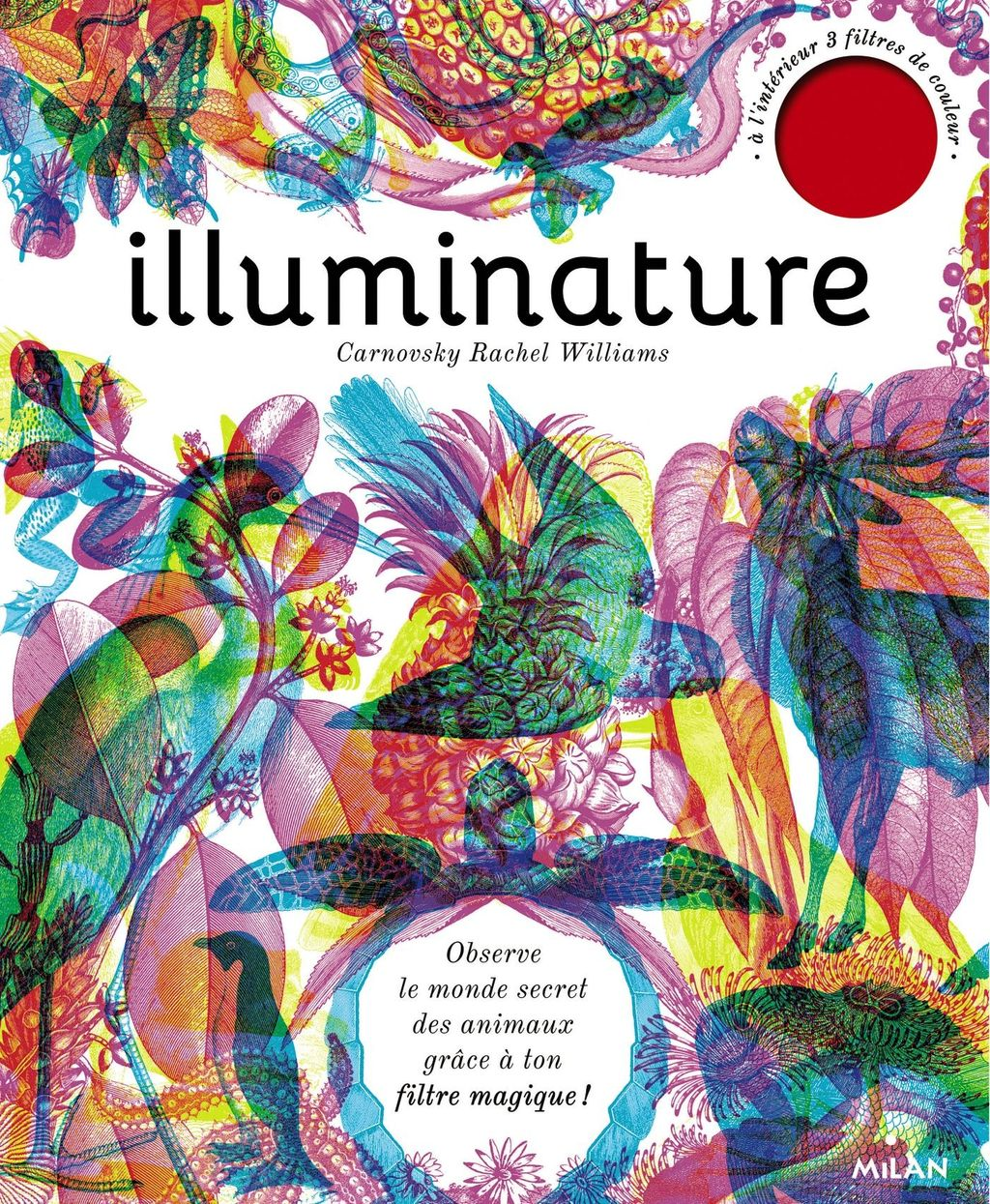 Couverture de «Illuminature»