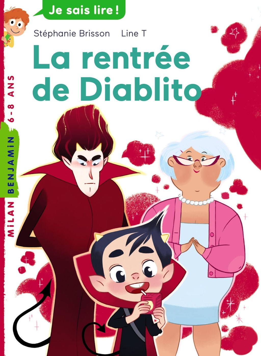 «La rentrée de Diablito» cover
