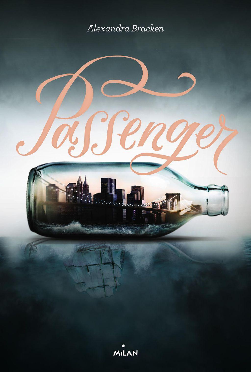 Couverture de «Passenger»