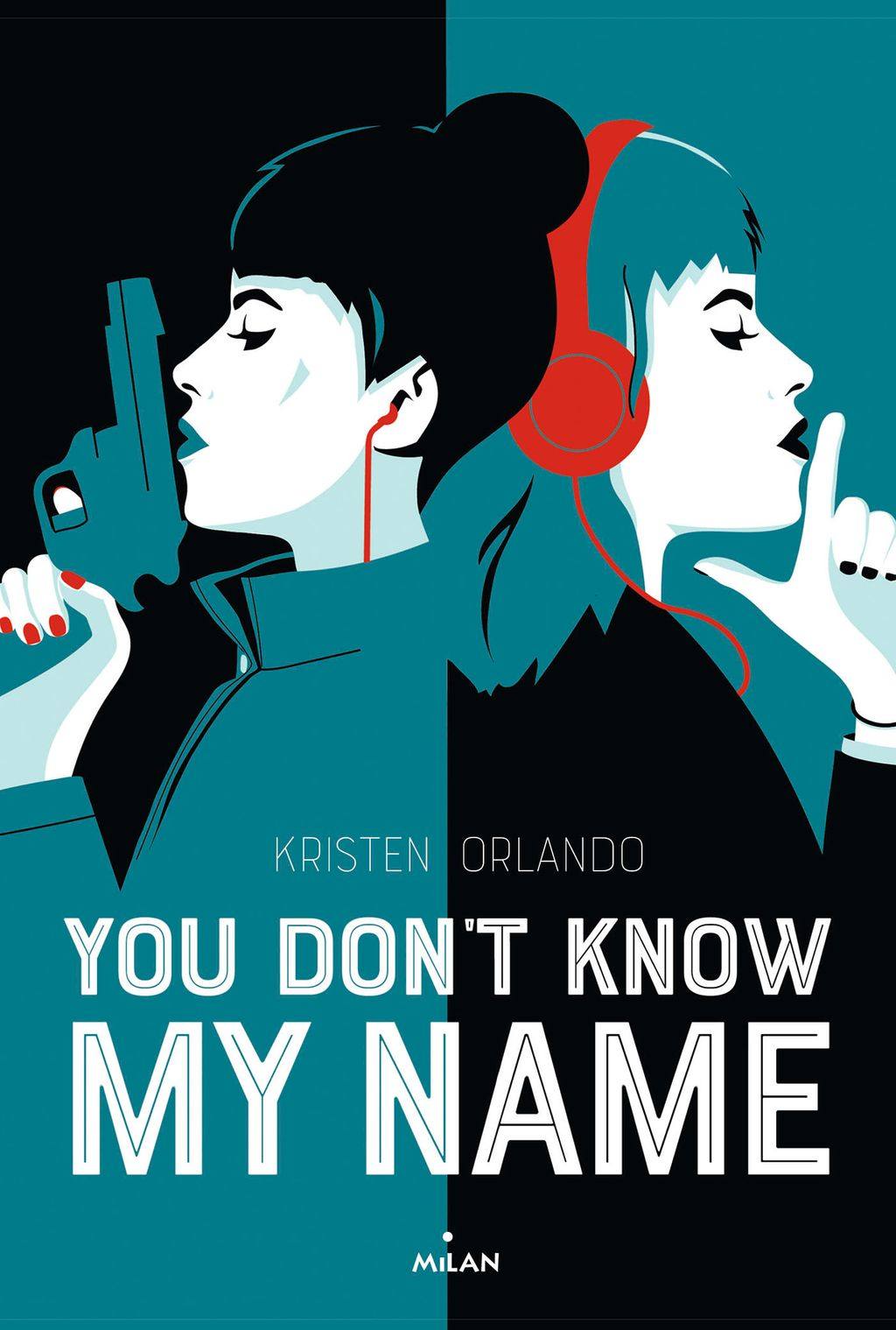 Couverture de « You don't know my name »