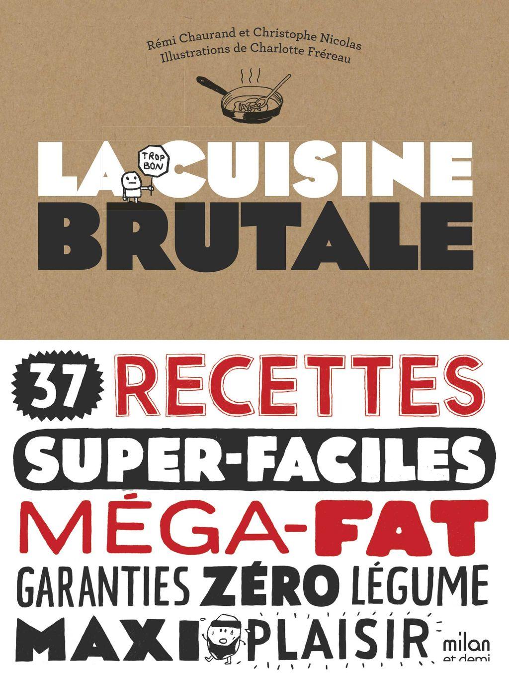 «La cuisine brutale» cover