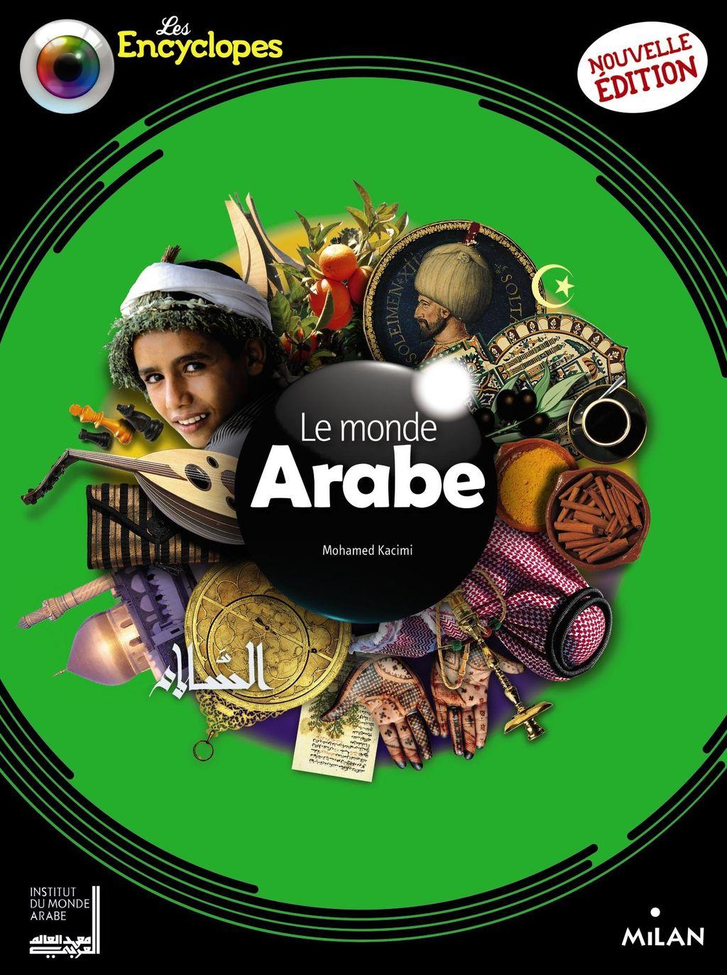 Couverture de «Le monde arabe»