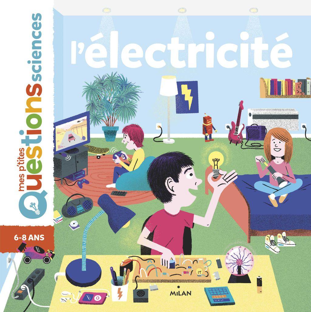 «L'électricité» cover