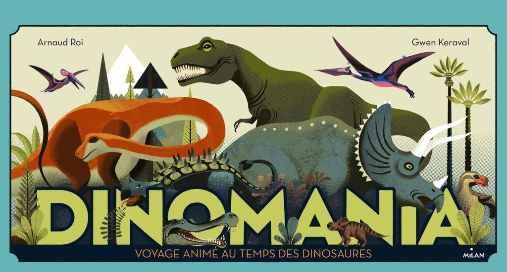 Couverture de «Dinomania»