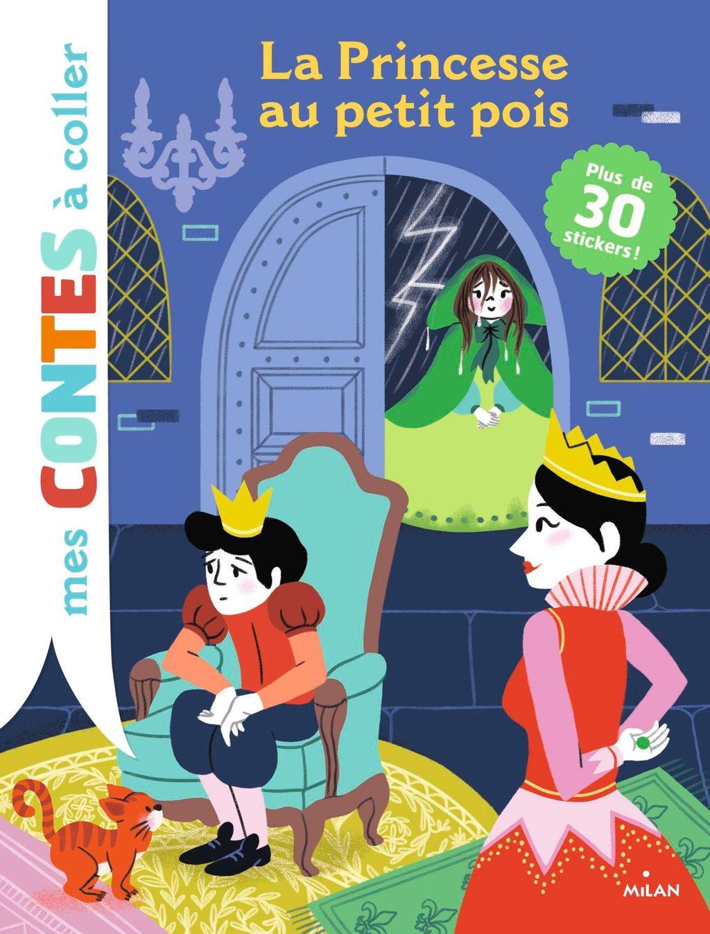 «La princesse au petit pois» cover