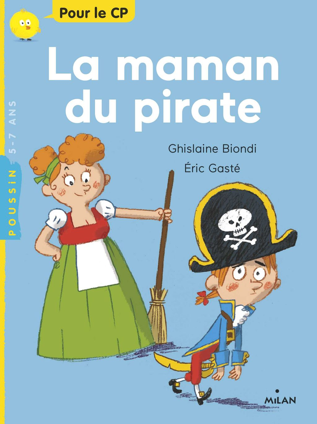 « La maman du pirate » cover