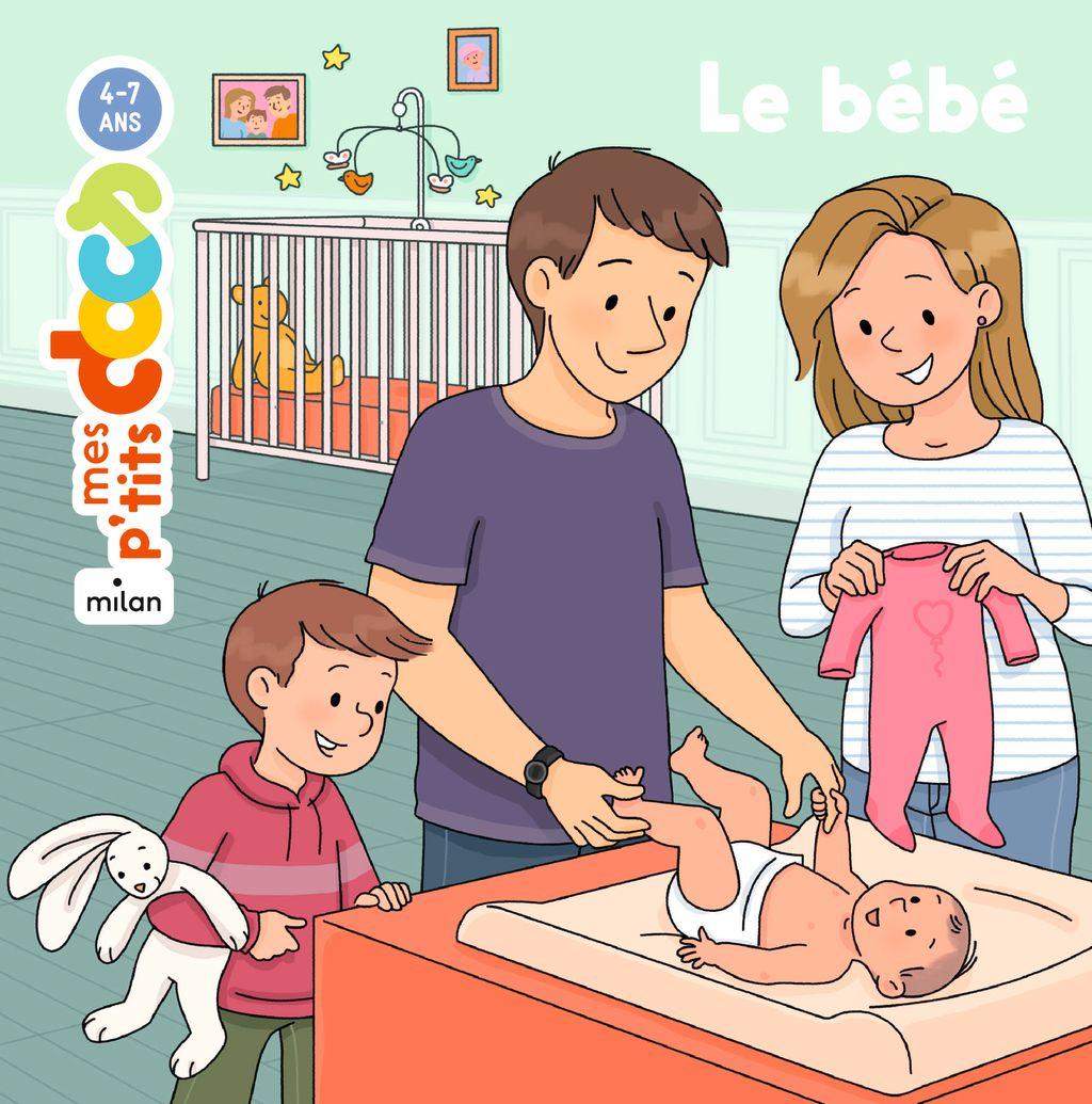 Couverture de «Le bébé»