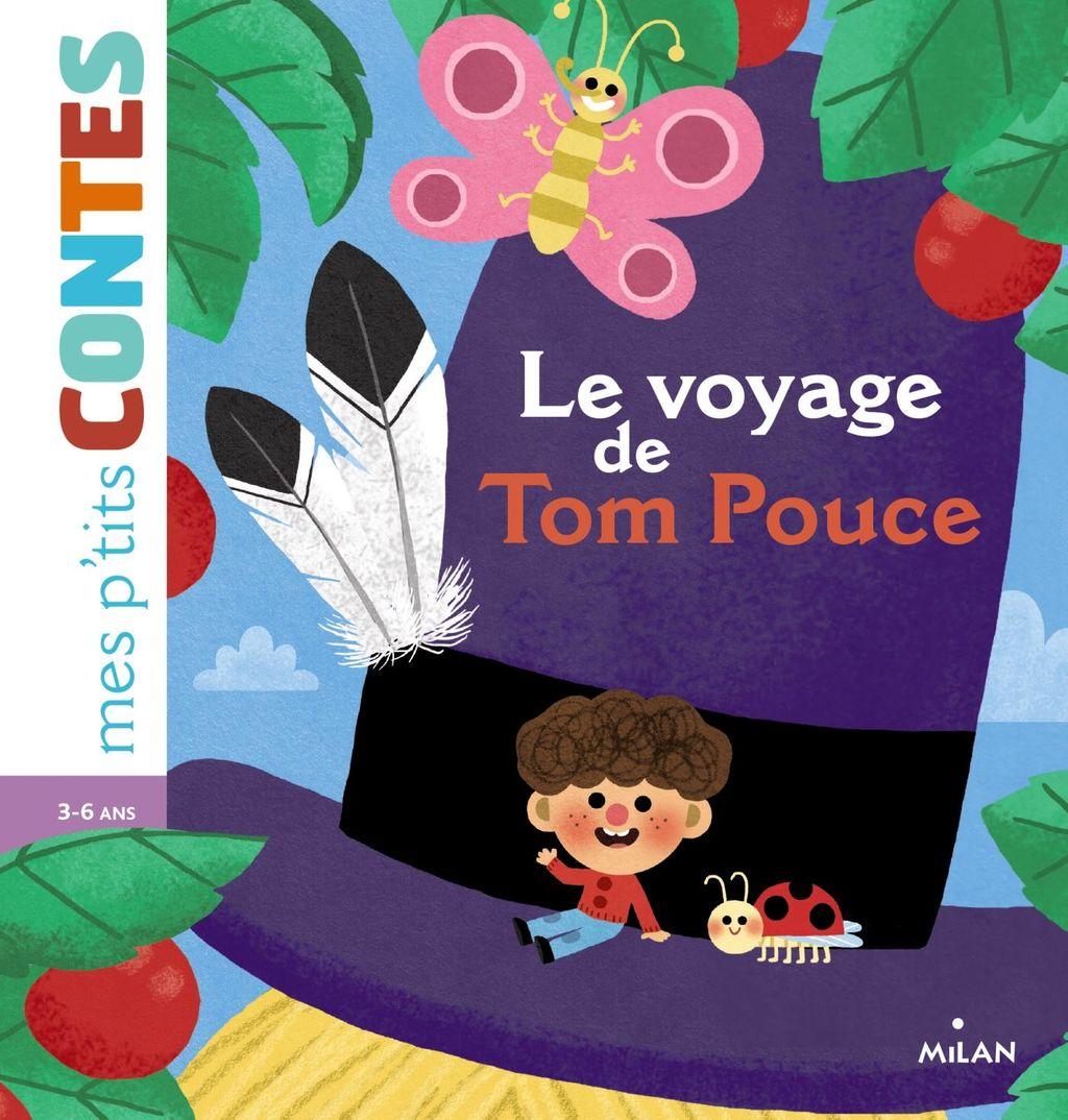 «Le voyage de Tom Pouce» cover