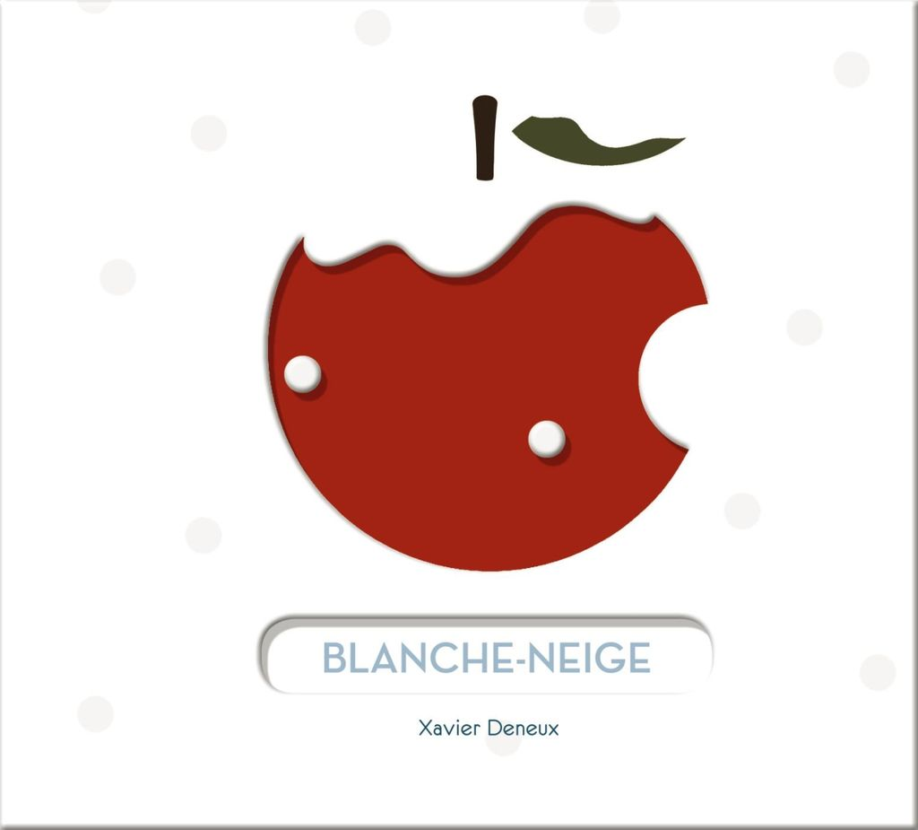 «Blanche-Neige» cover
