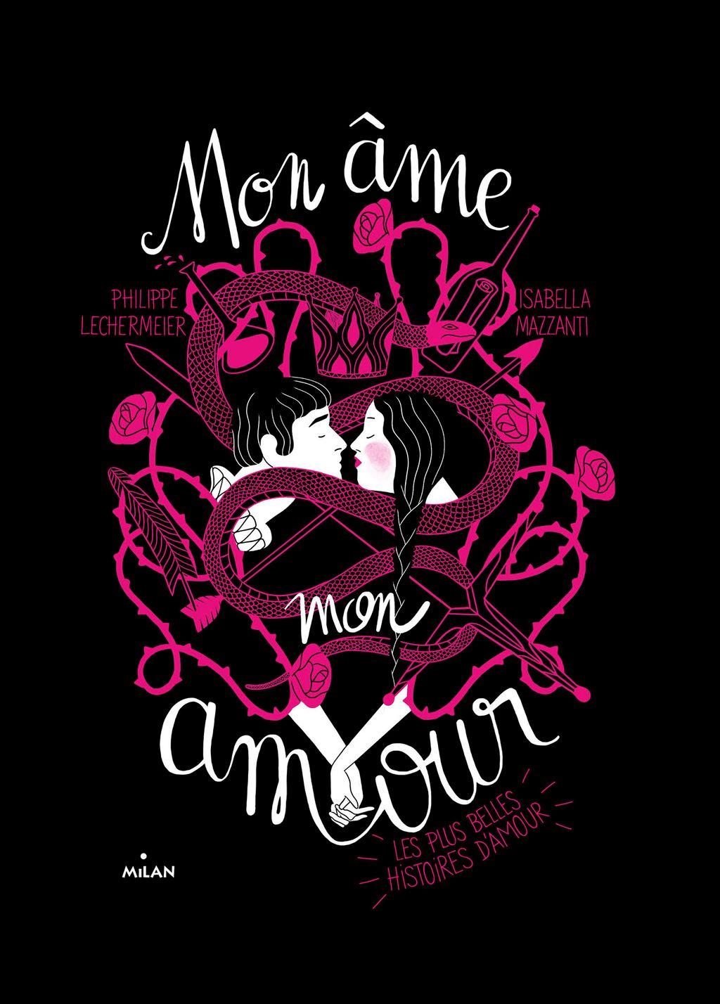 «Mon âme, mon amour» cover