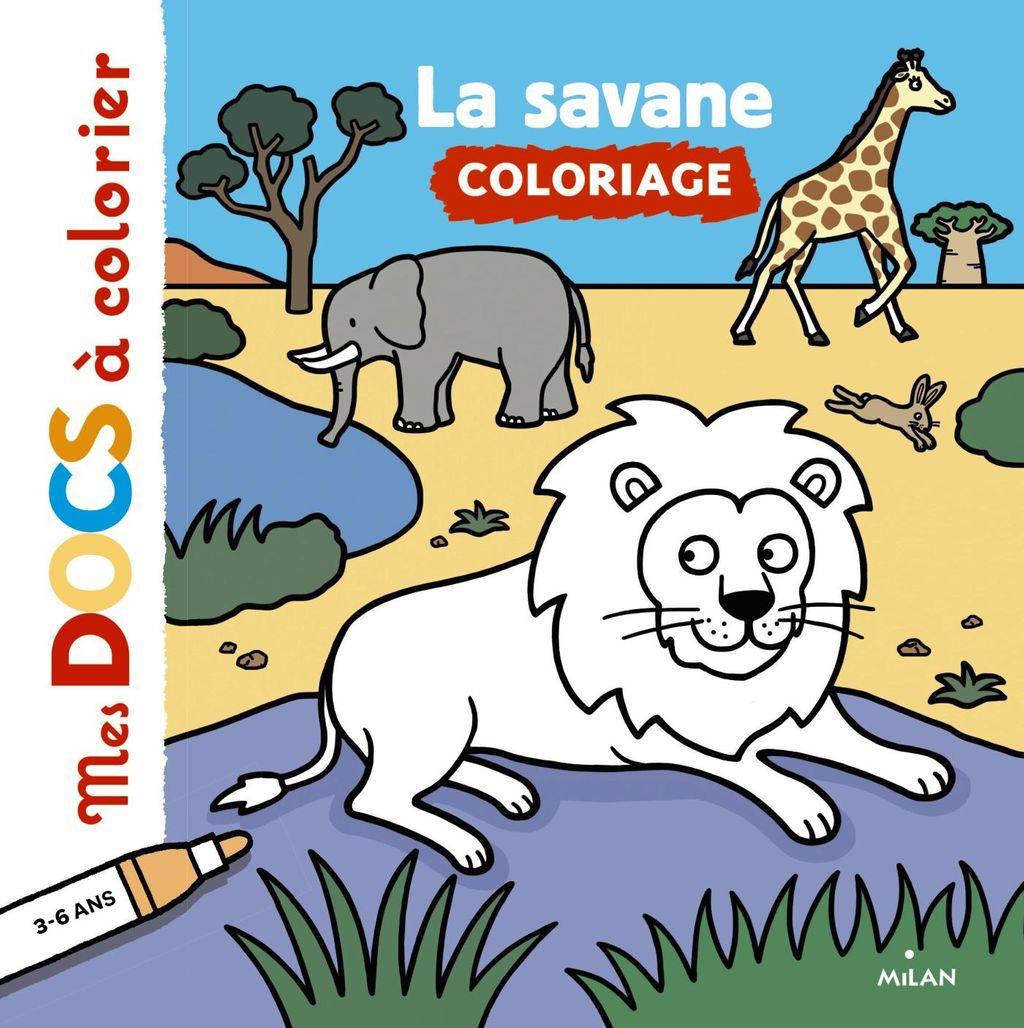 «La savane» cover