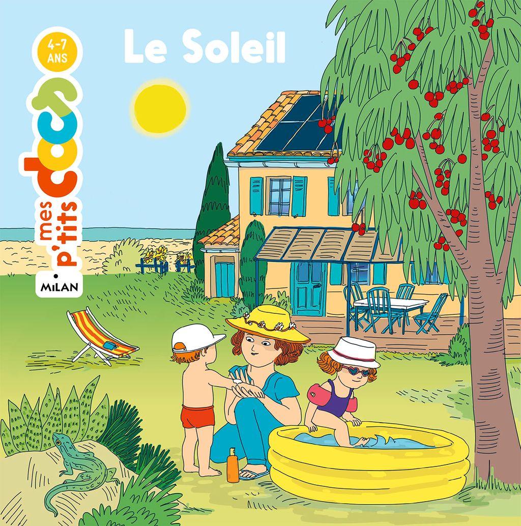 «Le soleil» cover