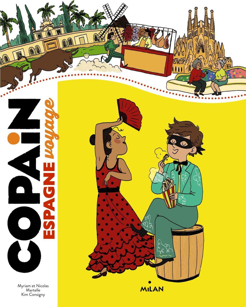 Couverture de «Copain – L'Espagne»