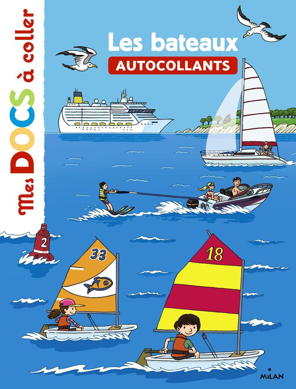 «Les bateaux» cover