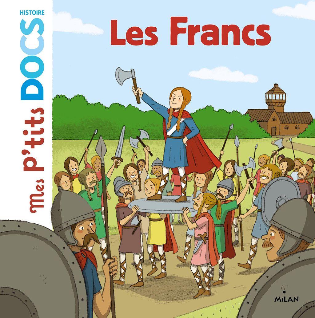 Couverture de «Les Francs»