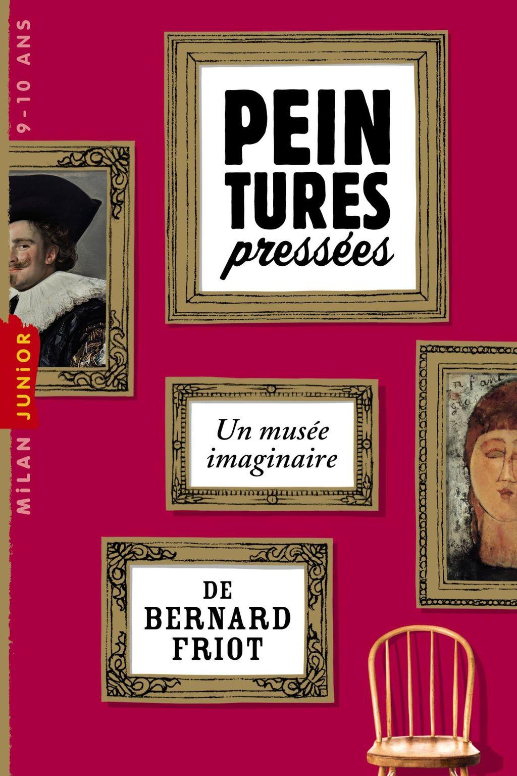 «Peintures pressées» cover