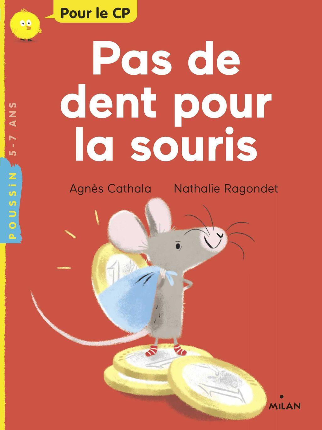 Couverture de «Pas de dent pour la souris»
