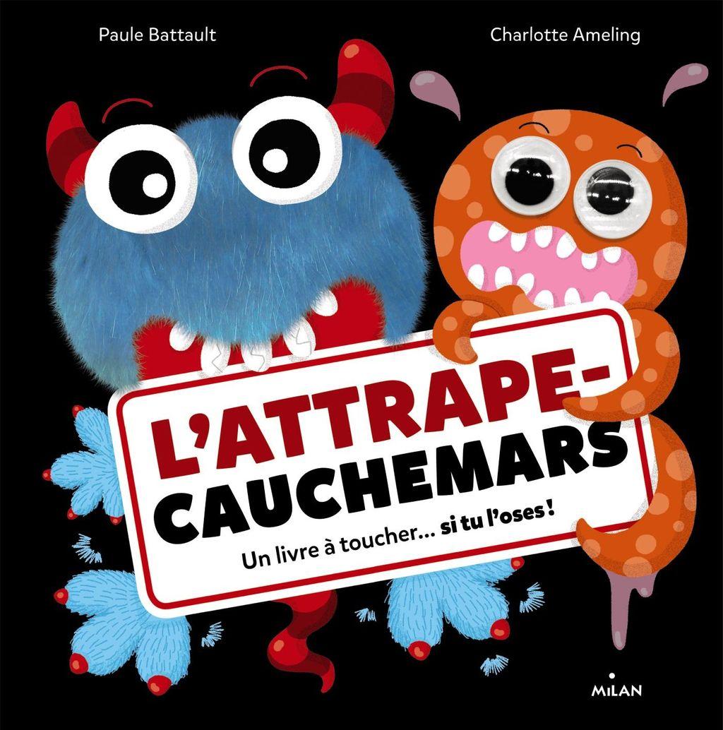 «L'attrape-cauchemars» cover