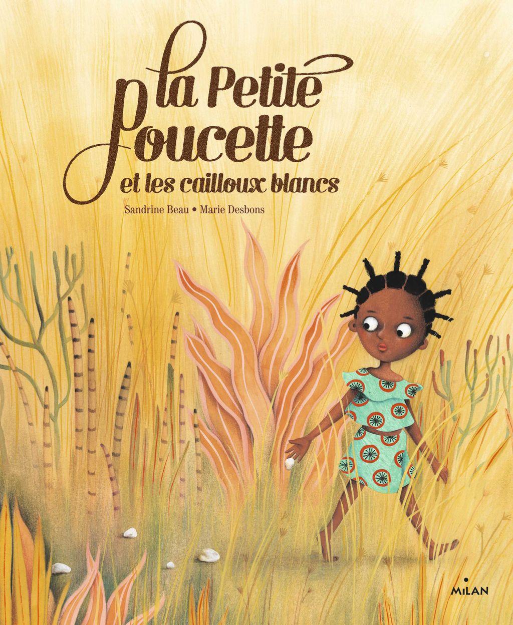 «La Petite Poucette et les Cailloux blancs» cover