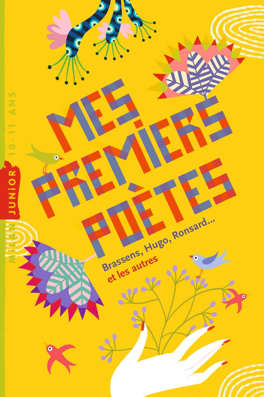 Couverture de «Mes premiers poètes»