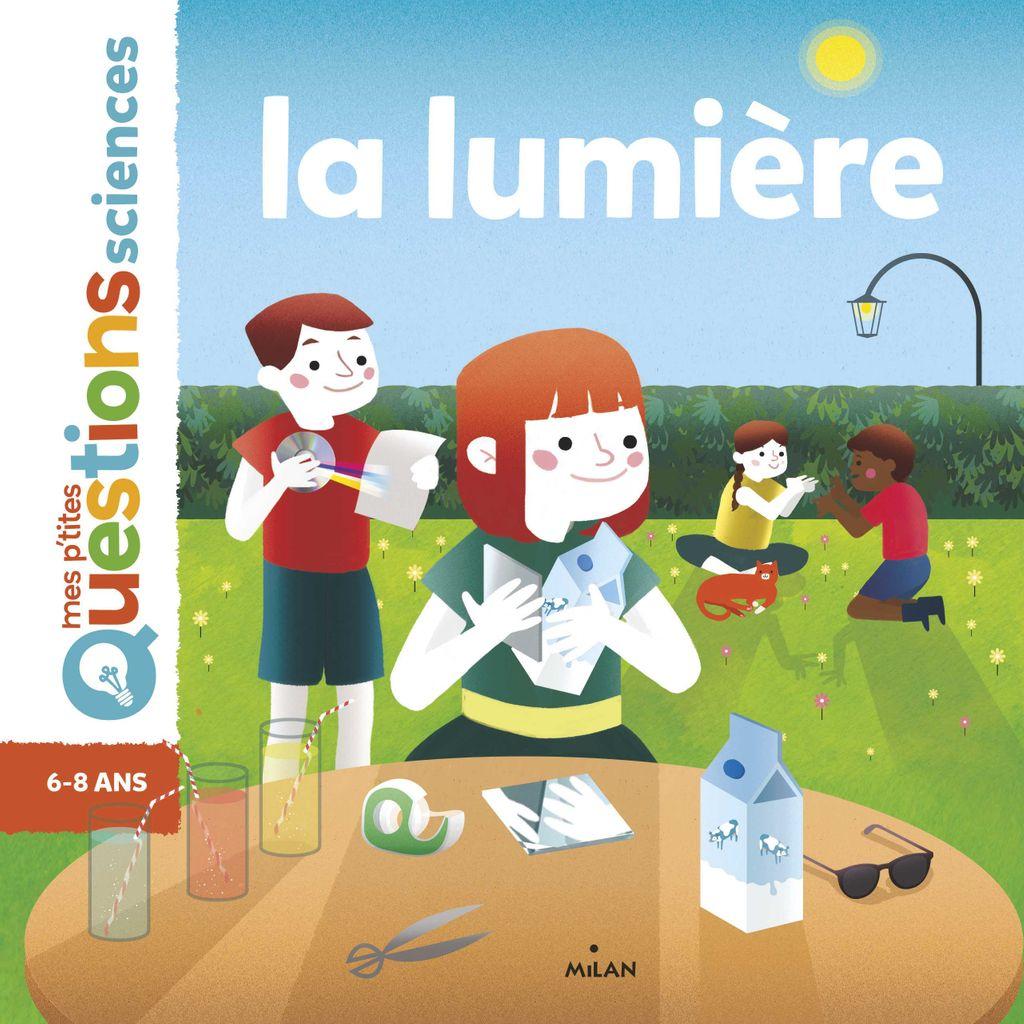 «La lumière» cover