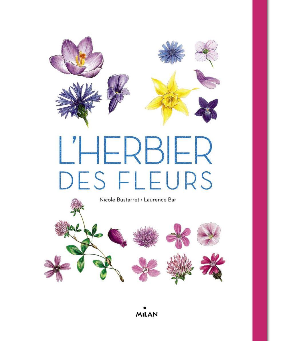 Couverture de «L'Herbier des fleurs (NE)»