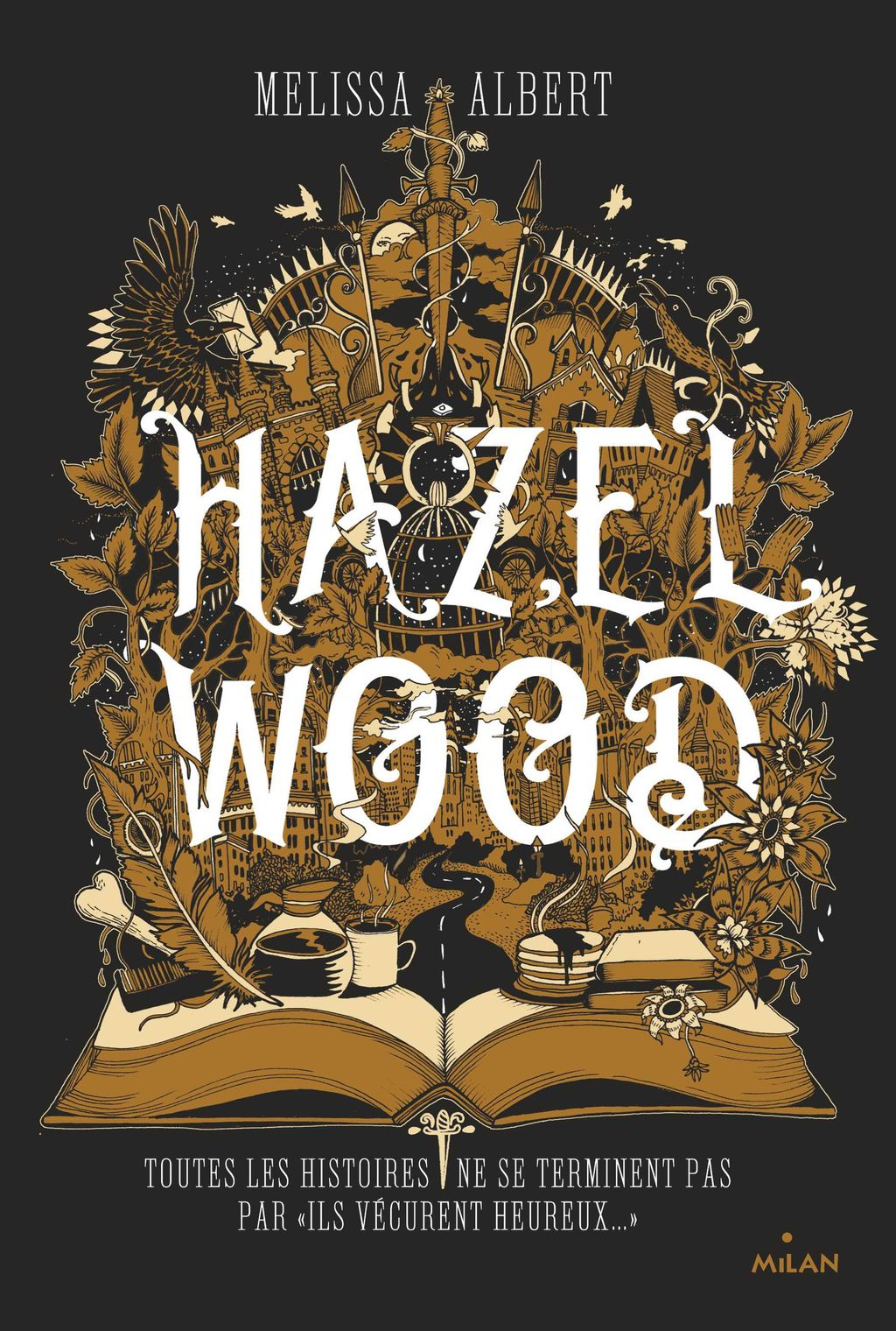 Couverture de « Hazel Wood »