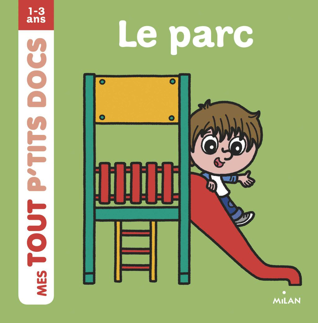 «Le parc» cover