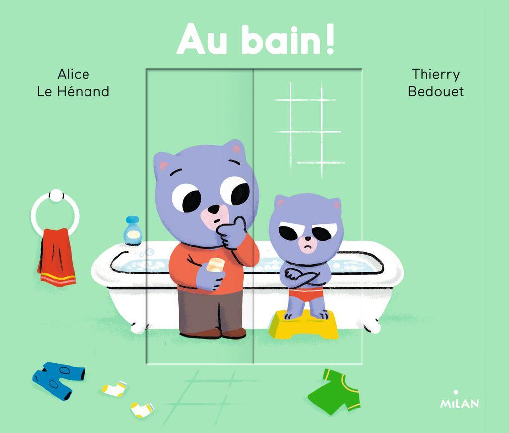 «Au bain» cover