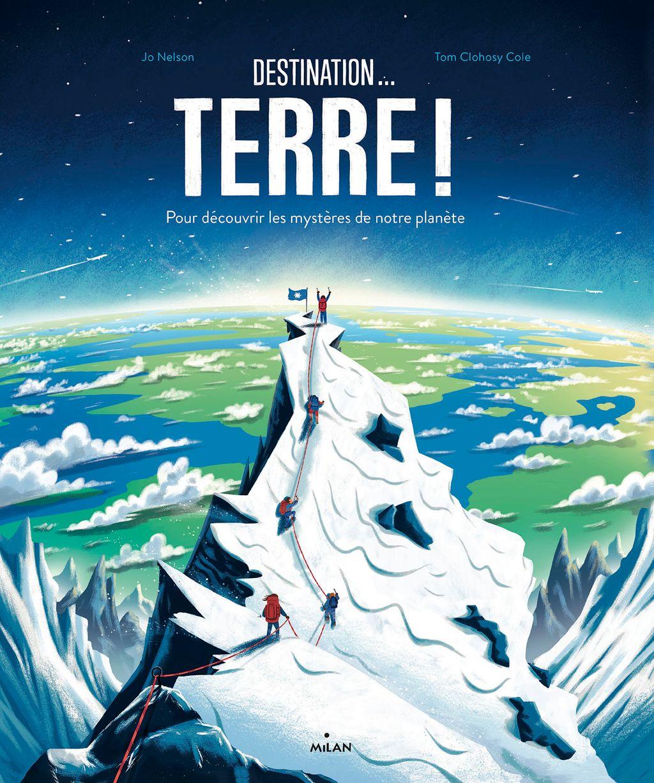 Couverture de «Destination… Terre!»