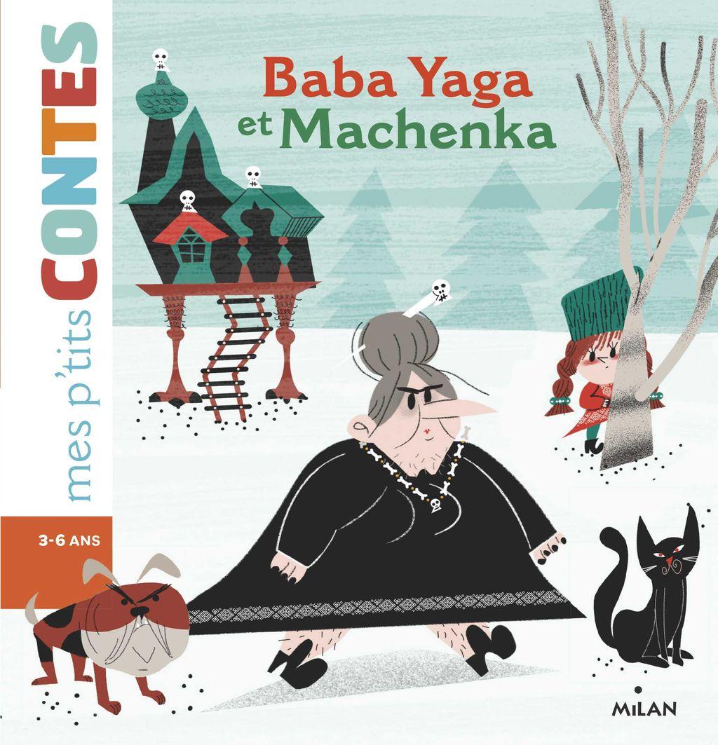 Couverture de «Baba Yaga et Machenka»