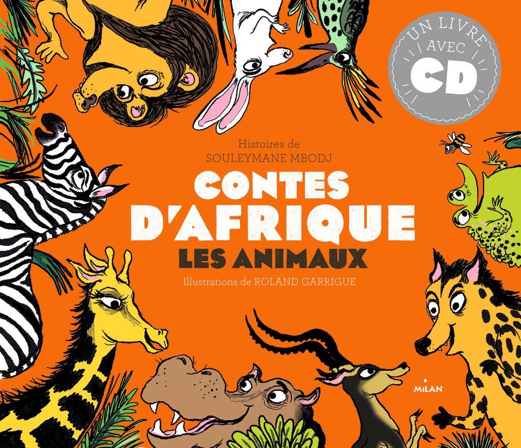 «Contes d'Afrique – les Animaux» cover