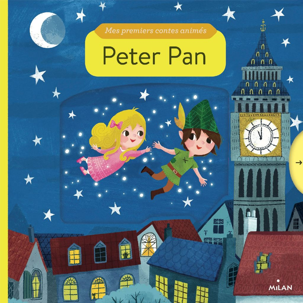 Couverture de « Peter Pan »