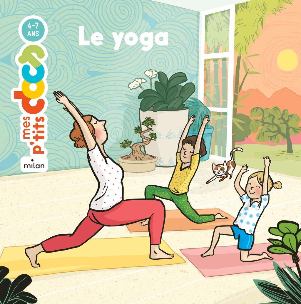 Couverture de «Le yoga»