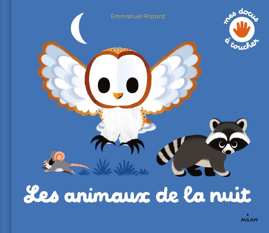 «Les animaux de la nuit» cover