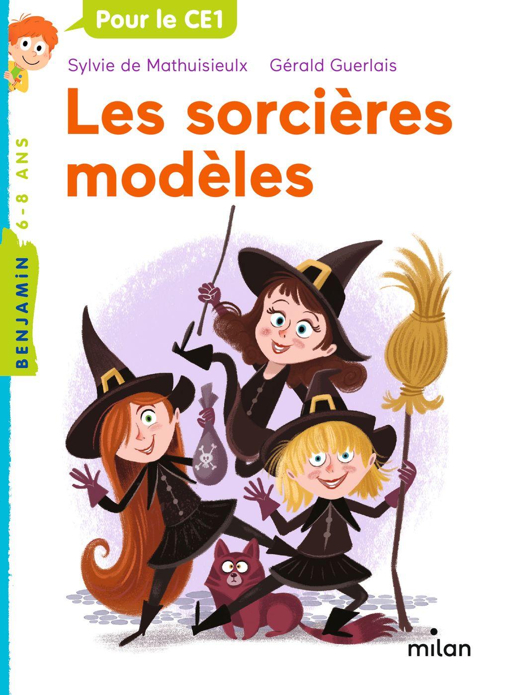 Couverture de «Les sorcières modèles»