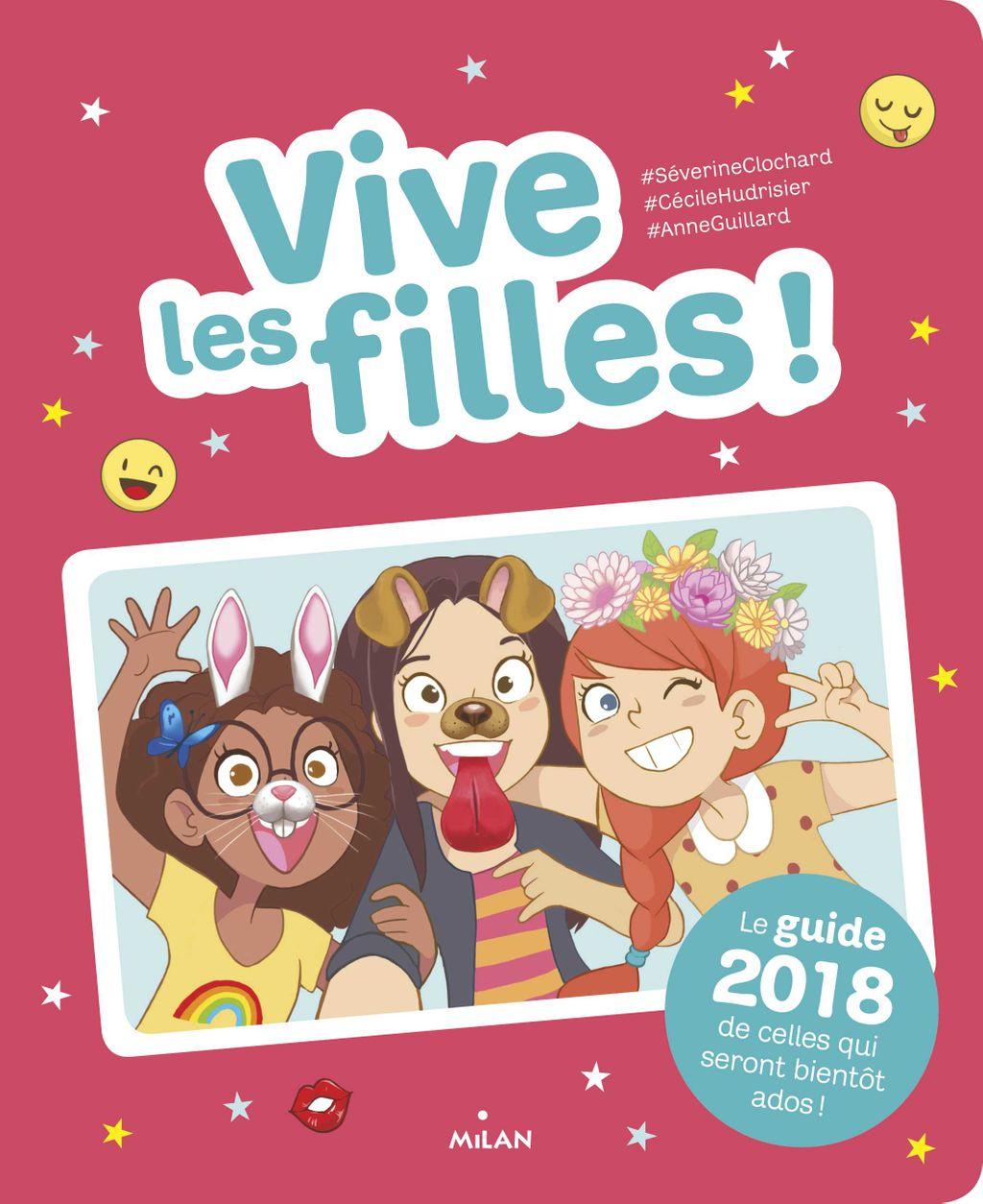 «Vive les filles ! 2018» cover