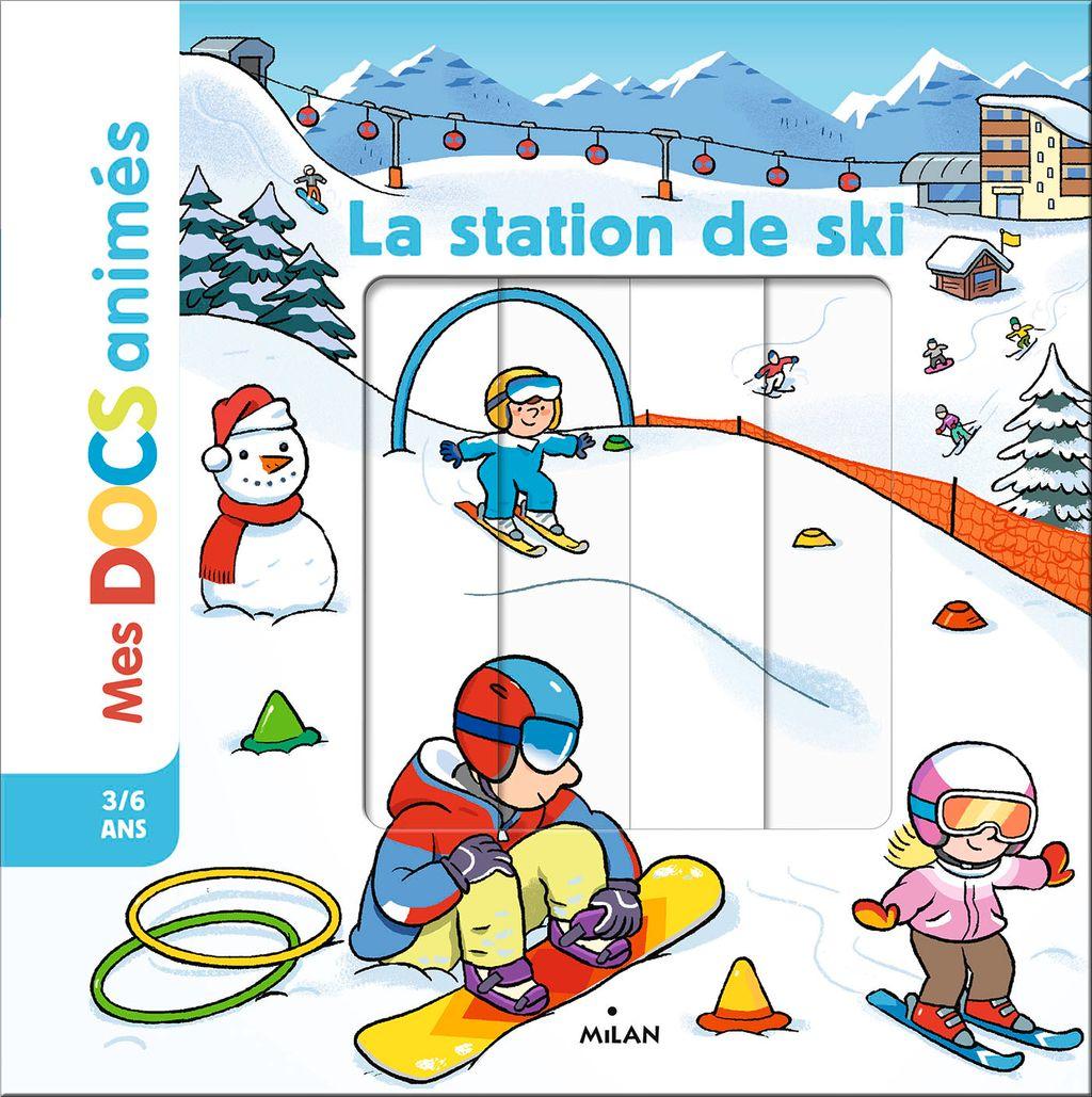 Couverture de «La Station de ski»