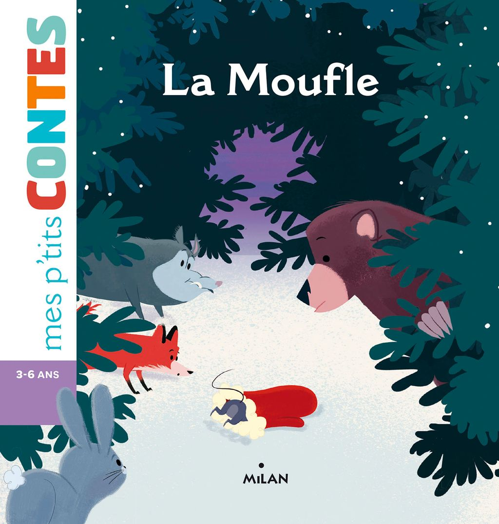 Couverture de « La Moufle »
