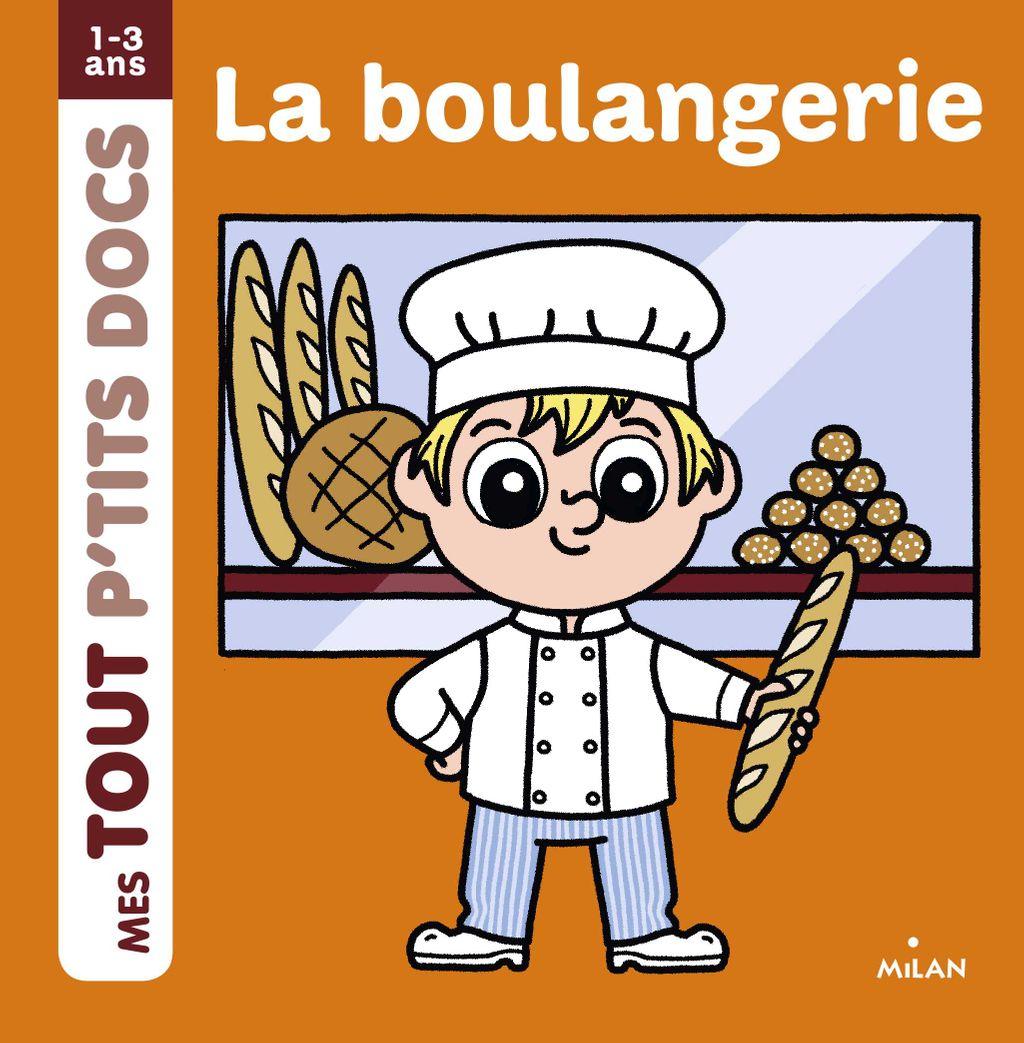 Couverture de «La boulangerie»