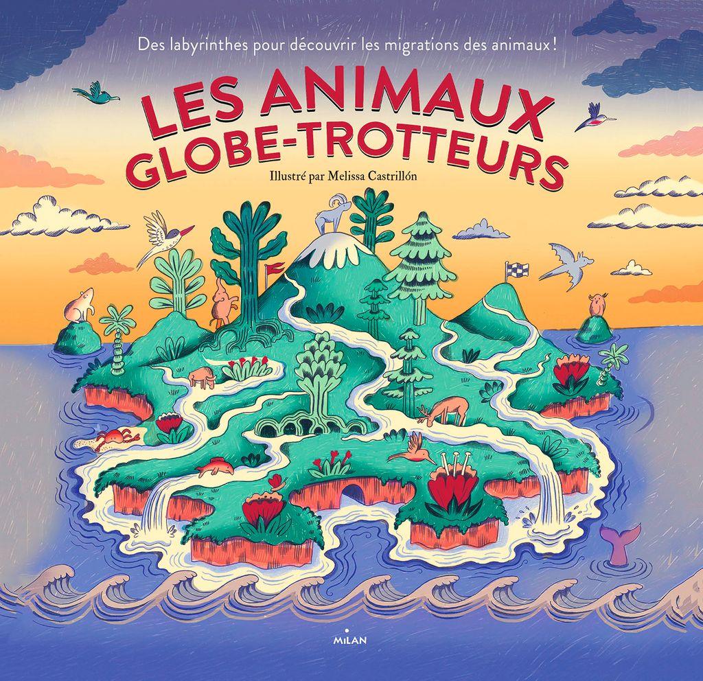 Couverture de «Les animaux globe-trotteurs»