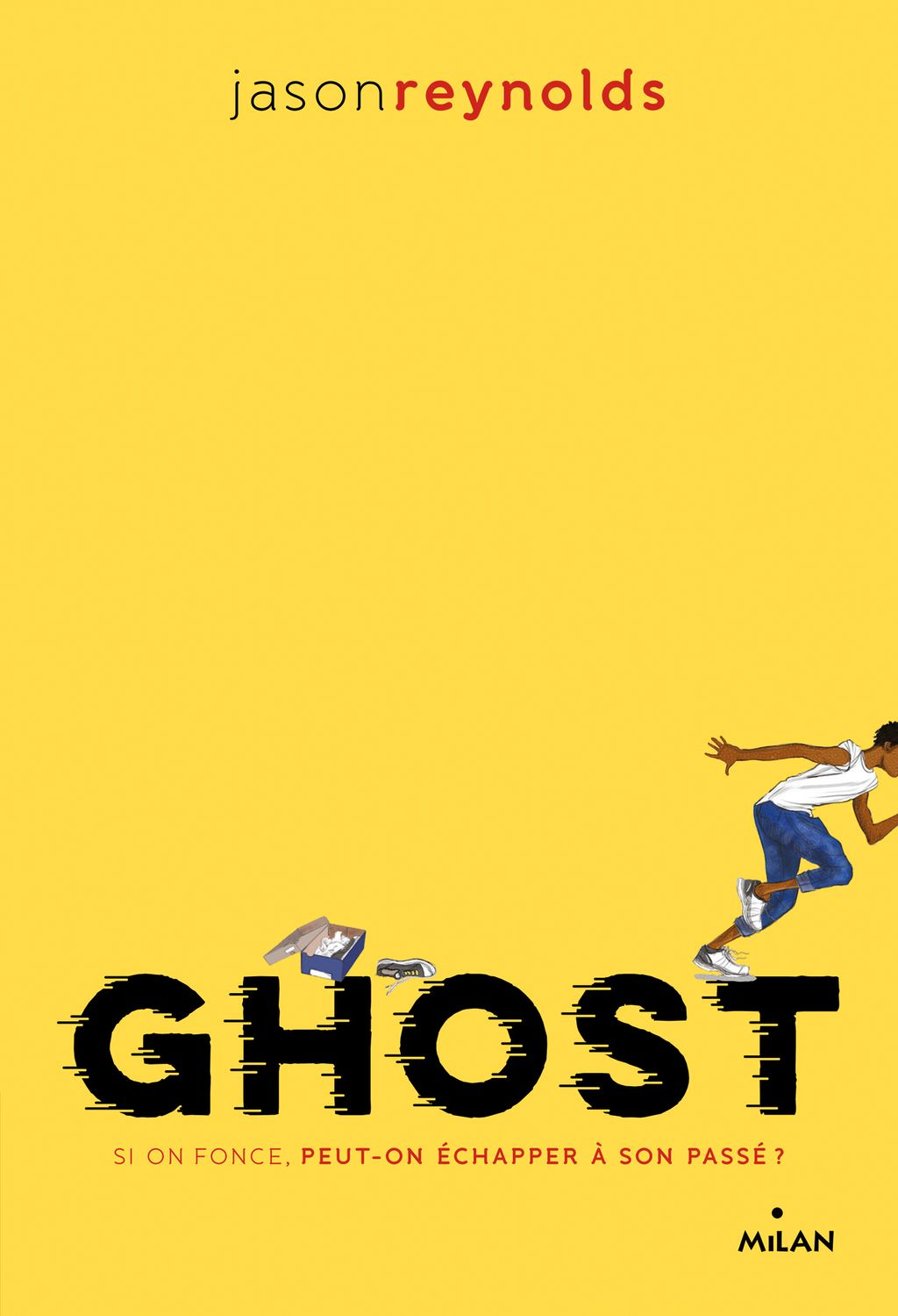 Couverture de « Ghost »