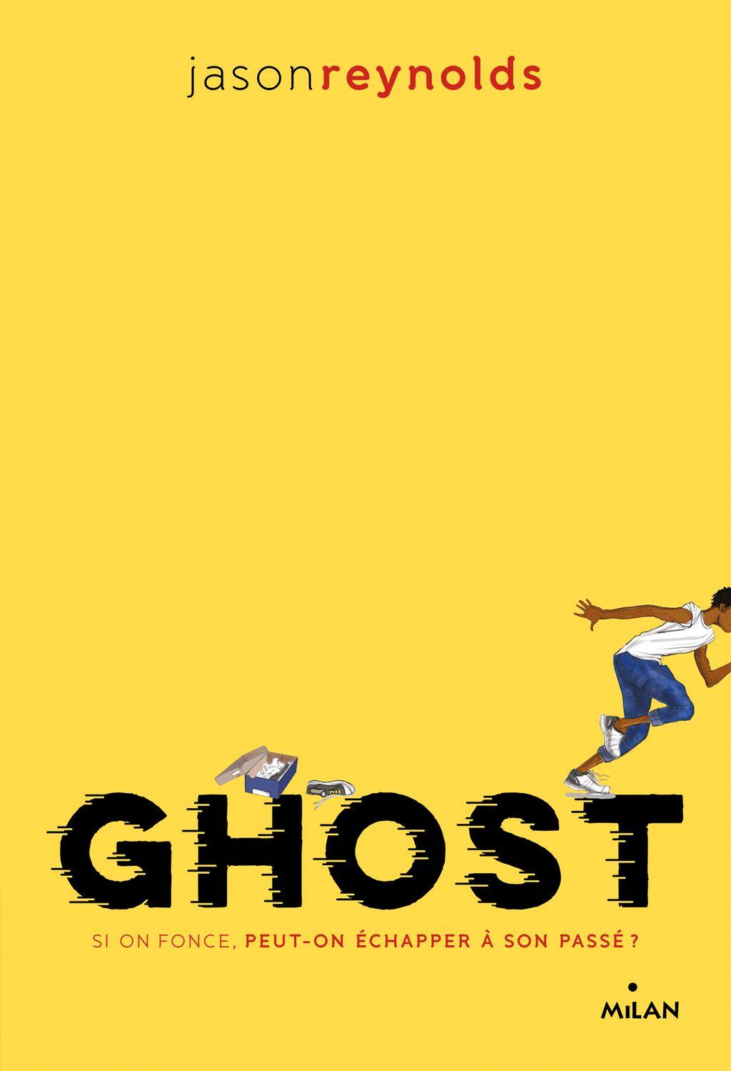 Couverture de «Ghost»