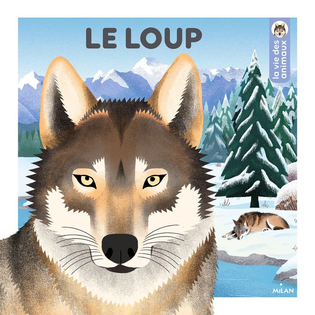Couverture de «Le loup»
